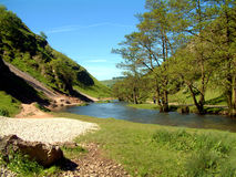 Dovedale Royalty Free Stock Images