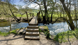 Dovedale Photographie stock
