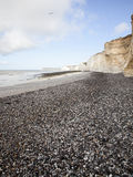 Dover britain white cliffs Royalty Free Stock Photography
