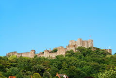 Dover castle Stock Image