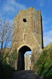 Dover Castle Gatehouse Stock Photography