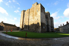 Dover Castle Keep Stock Photo