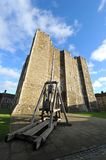 Dover Castle Keep. And coutyard Royalty Free Stock Photos