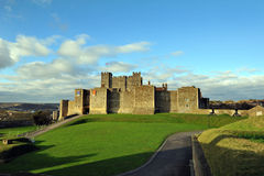 Dover Castle Keep. And entrance gate Stock Photos