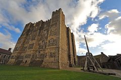 Dover Castle Keep Stock Photos