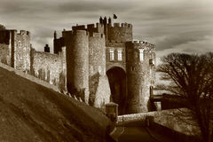 Dover Castle in Kent, England Stock Photography