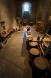 Dover castle kings Kitchen Stock Image
