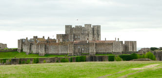 Dover Castle, England UK Royalty Free Stock Photos