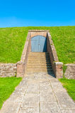 Dover Castle Wartime Tunnels Royalty Free Stock Photography