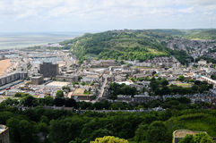 Dover City. UK Stock Photos