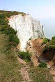 Dover Cliffs Royalty Free Stock Photos