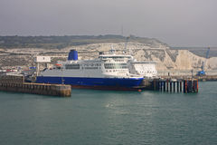 Dover Harbour Stock Images