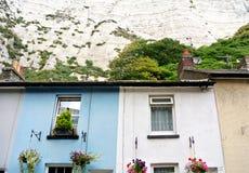 Dover home facade Royalty Free Stock Photo