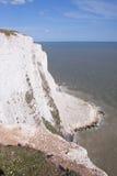 Dover klifu white Zdjęcie Royalty Free