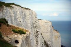 Dover klifu white Obrazy Royalty Free