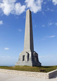 Dover Patrol Memorial Obelisk at Cap Blanc Nez Stock Photos