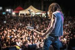 Dover Performs at Hard Rock Rocks La Merce Stock Image