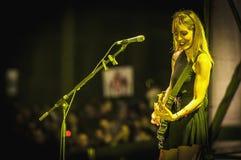 Dover performs at the Hard Rock Rocks La Merce Royalty Free Stock Photo