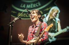 Dover performs at the Hard Rock Rocks La Merce Stock Photo