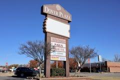 Dover Plaza, Memphis del oeste, Arkansas imágenes de archivo libres de regalías