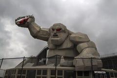 Dover si scola il miglio del mostro Fotografia Stock