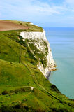 Dover White Cliff Royalty Free Stock Photography