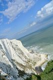 Dover White Cliffs foto de stock