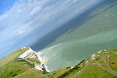 Dover White Cliffs Stock Image