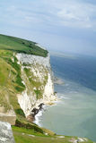 Dover White Cliffs Royalty Free Stock Image