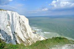 Dover White Cliffs Royalty Free Stock Photos