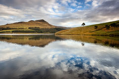 Dovestone reservior Peak District England UK Royalty Free Stock Image
