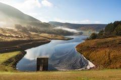 Dovestone Reservoir Peak district England Stock Images