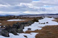 Dovre, Noruega Imágenes de archivo libres de regalías