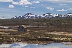 Dovrefjell Fotos de archivo libres de regalías