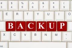 Dovreste backup i vostri dati del computer immagini stock libere da diritti