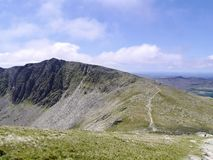 Dow Crag, Coniston, Lake District Royalty Free Stock Image
