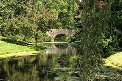 Dow Gardens en Midland, Michigan Fotografía de archivo libre de regalías