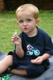 dowcipny chłopca zdjęcia stock