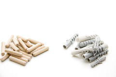 Dowel Royalty Free Stock Photos