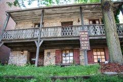 Dowling hus Arkivfoton