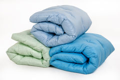Down Blankets Stock Photography