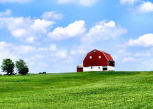 Down on the Farm Royalty Free Stock Photography