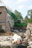 down house tearing Στοκ Εικόνα