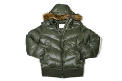 Down jacket Royalty Free Stock Image