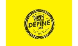 Down Syndrome Foto de archivo