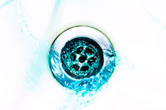 Free Down The Drain Stock Image - 1092401