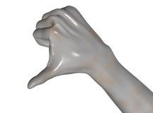 down thumb απεικόνιση αποθεμάτων