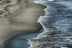Beautiful Seashore royalty free stock photography