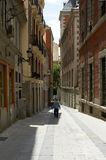 Down Town Madrid, Spain Royalty Free Stock Photo