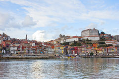 Down town of Porto, Portugal Royalty Free Stock Photography